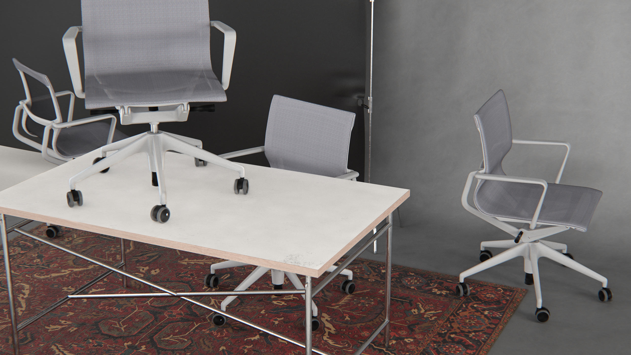 Vitra Physix Task Chair